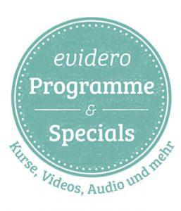 evidero Programme und Specials