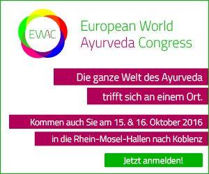 European World Ayurveda Congress 2016