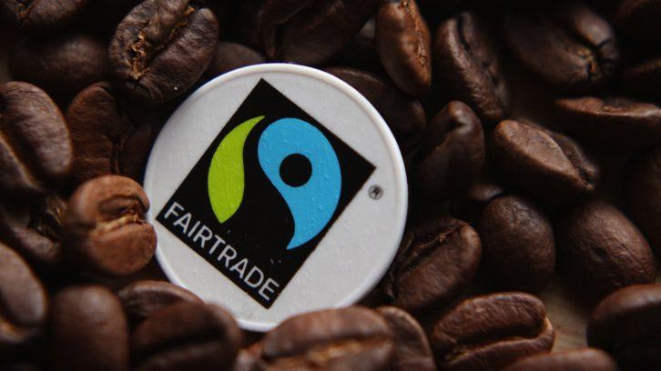 Kaffee mit FairTrade-Siegel