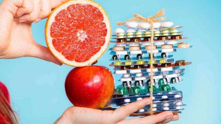 grapefruit und medikamente nebenwirkungen von speisen evidero. Black Bedroom Furniture Sets. Home Design Ideas