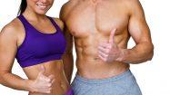 Ein trainierter Körper macht glücklich