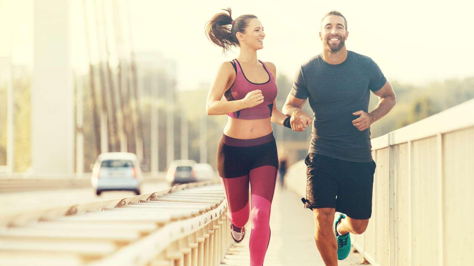 reichen 30 min sport am tag zum abnehmen