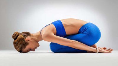 Yin Yoga ist eine eher passive Yoga-Art