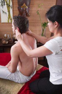 Thai Yoga entspannt den Körper und den Geist