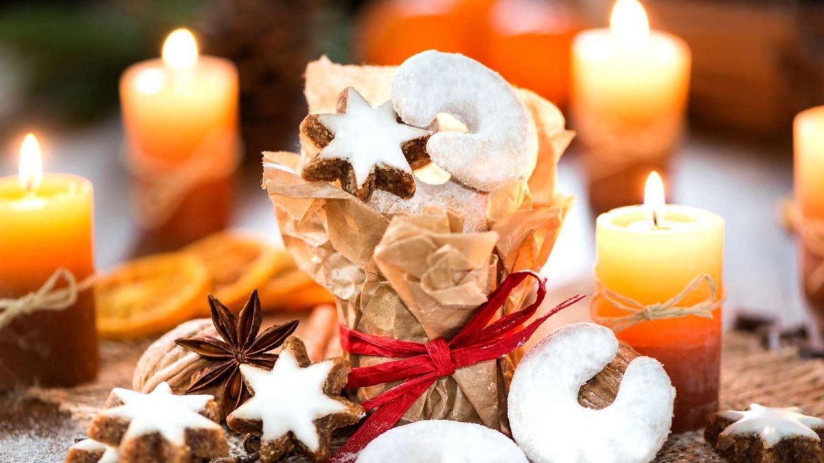 7 Rezepte für weihnachtliches Gebäck | evidero
