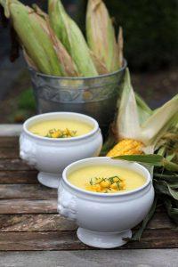 Rezept Maissuppe