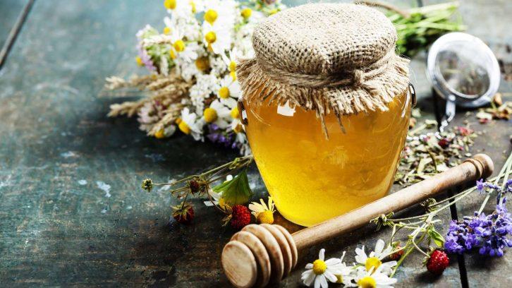 mit honig abnehmen