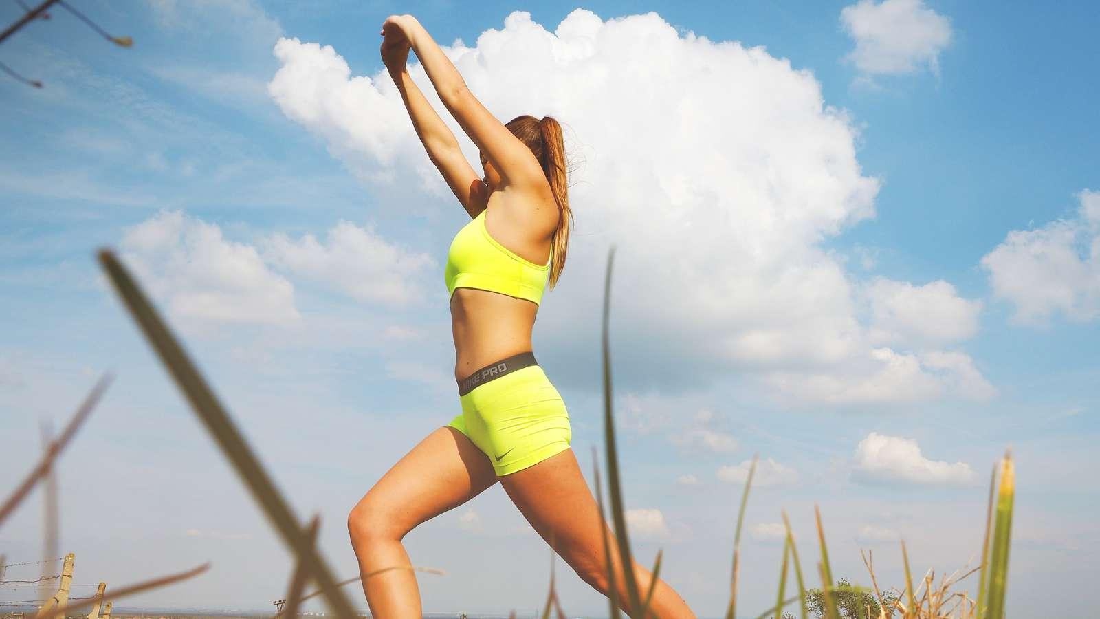 Naturfitness - Training an der frischen Luft   evidero