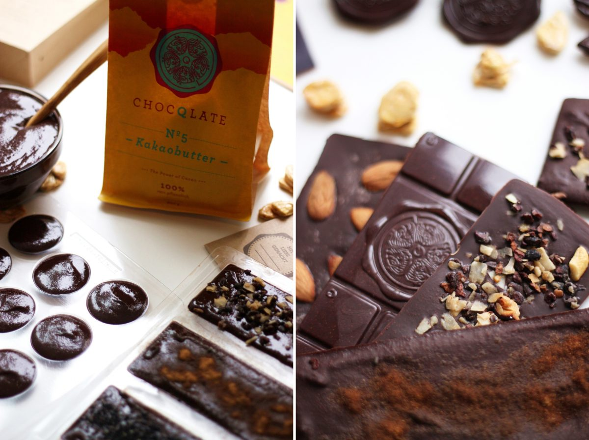 diy adventskalender mit gesunder superfood schokolade evidero. Black Bedroom Furniture Sets. Home Design Ideas