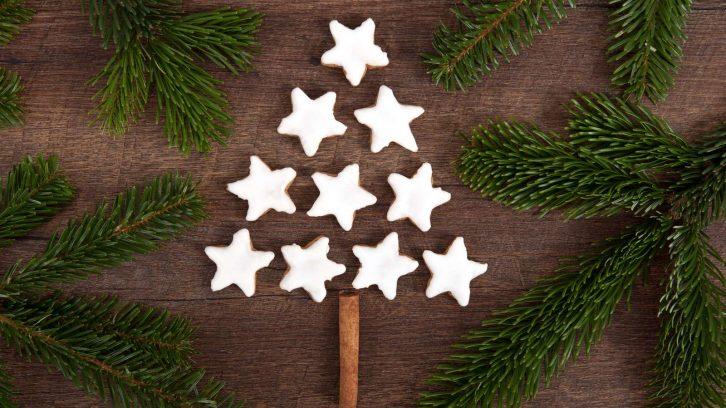 Weihnachtsplätzchen Vollwert.Gesunde Vollwert Kekse Für Weihnachten Backen Evidero