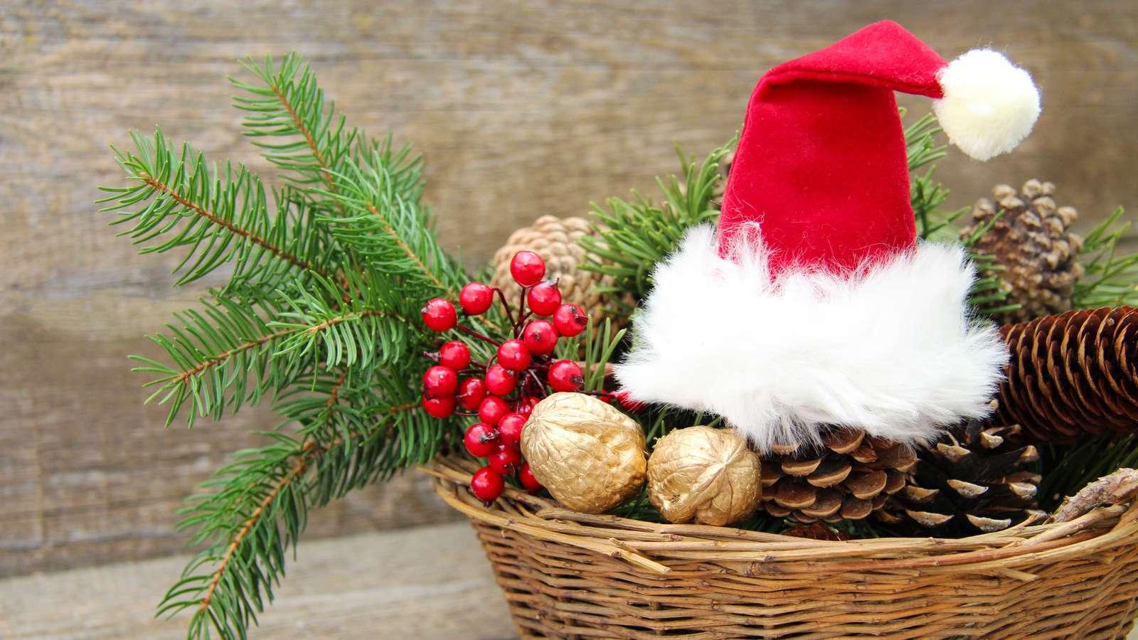 Nachhaltige Weihnachtsdeko aus natürlichen Materialien | evidero