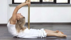 Yoga und Pole Dancing: Yoga Trends 2016
