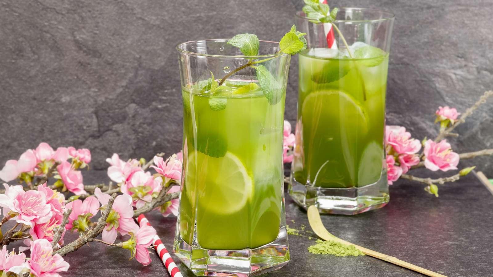 Eistee selber machen - gesunde kalte Tee-Getränke | evidero
