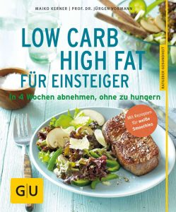 Low Carb High Fat für Einsteiger Buchcover